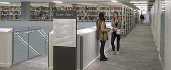 Curzon Library small