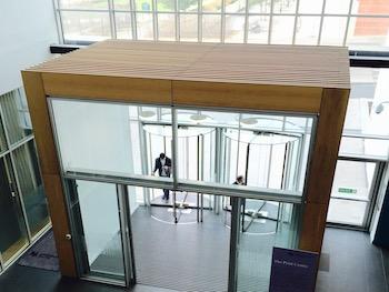 Curzon Building Lobby