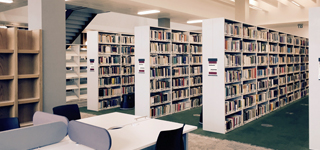 Curzon building library