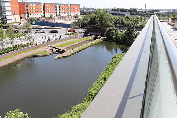 Curzon Facilities 7 600x400 - Canal view from roof terrace
