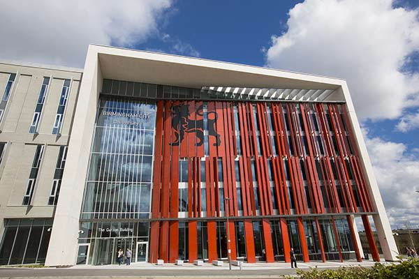 Curzon Building - City Centre Campus