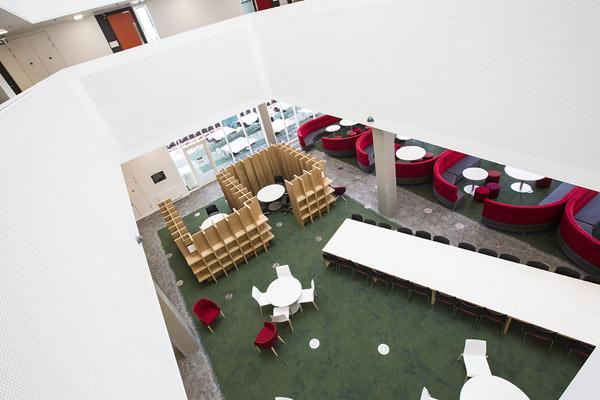 Curzon Building - City Centre Campus