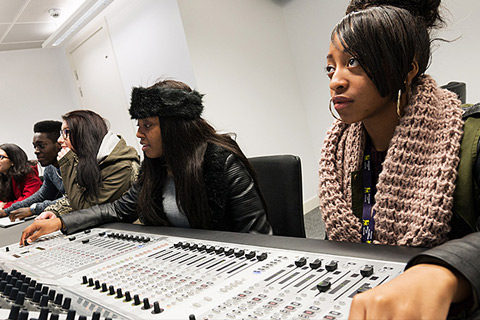 Sound Engineering and Production - BSc (Hons) - 2019/20