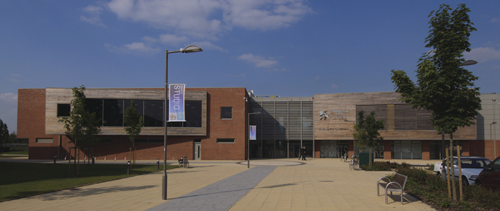 Doug Ellis sports centre campus image