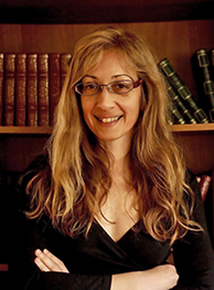 Dr Lily Hamourtziadou