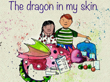 The Dragon In My Skin online events, organised by Fiona Cowdell at Birmingham City University