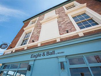 Eagle & Ball