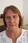 Professor Emeritus Elaine Denny, whose work centres on endometriosis care