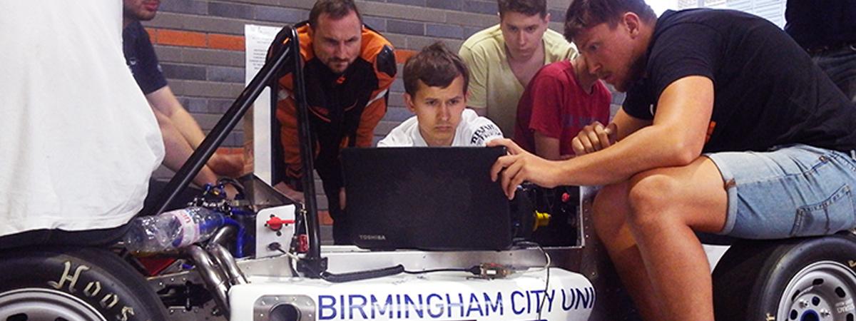 Student Societies: BCU Racing