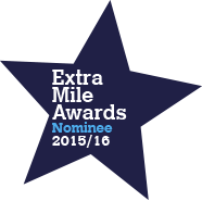 Extra Mile Nominee