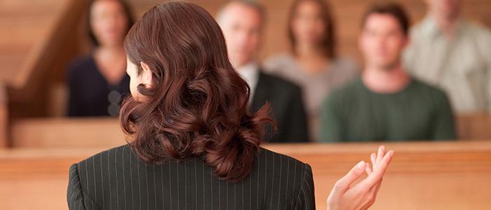 eyewitness testimony large