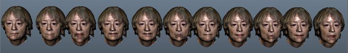 OSIME Face Shapes