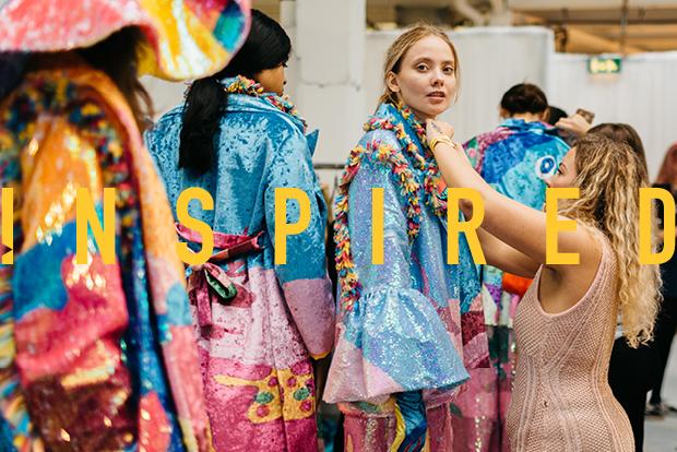 Inspired events calendar- fashion
