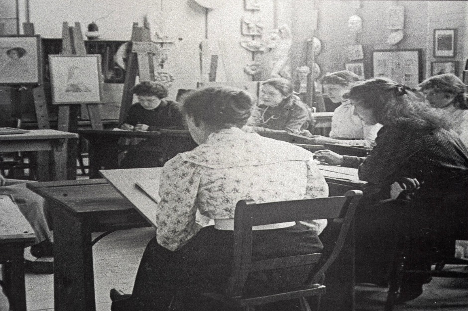 Figure class - School of Art