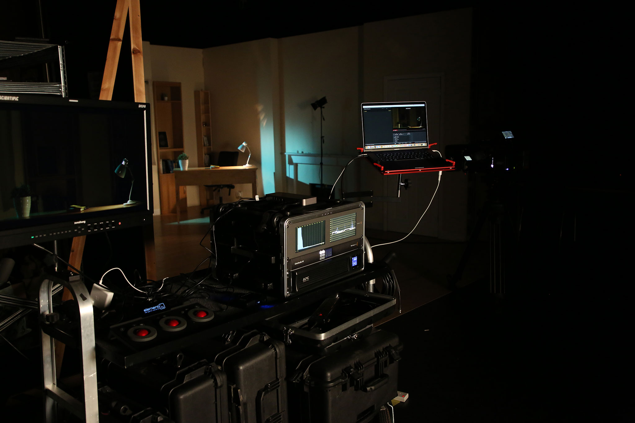 Our Film Facilities