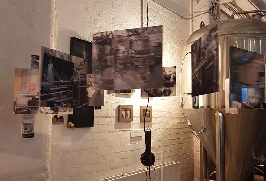 Godfrey Pitt Digbrew exhibtion