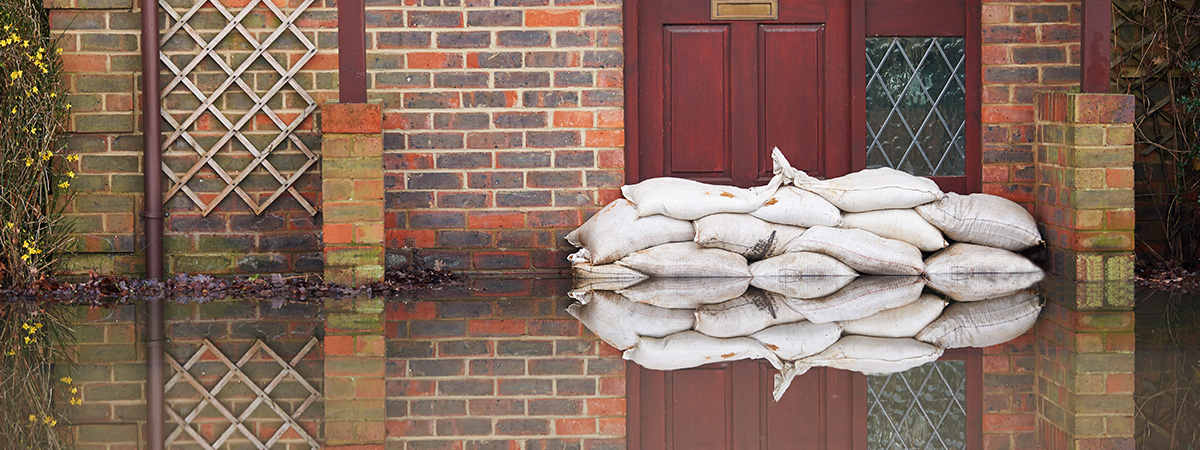 Reducing the impact of flooding on residential properties in the UK primary
