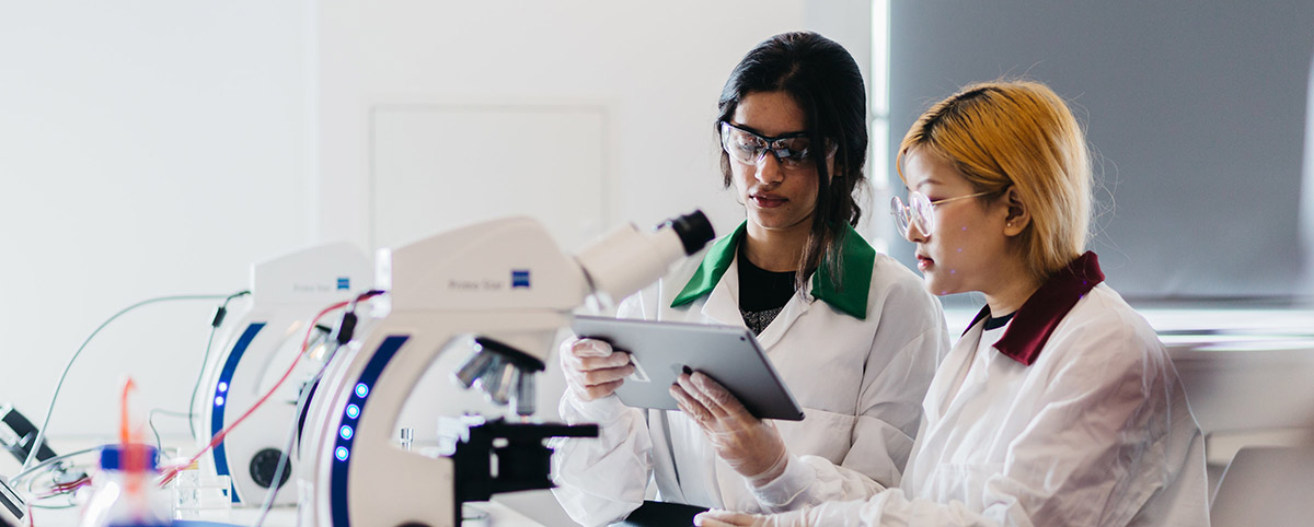 Biomedical Sciences with Foundation Year - BSc (Hons) - 2019/20
