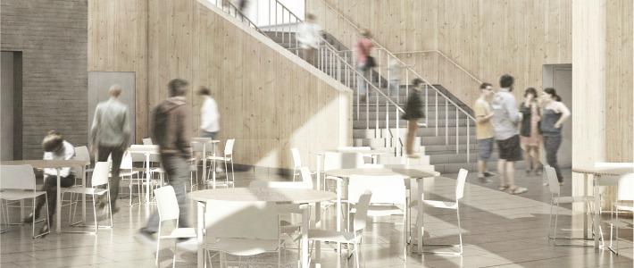 Foyer and Atrium