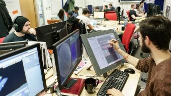 Life in the Development Studio- Video Game Design and