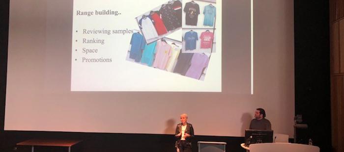 George Asda presentation- blog post