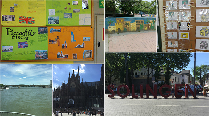 Germany scholarship collage