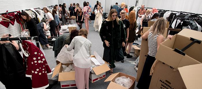 Graduate Fashion Week 2017 blog- 700x310
