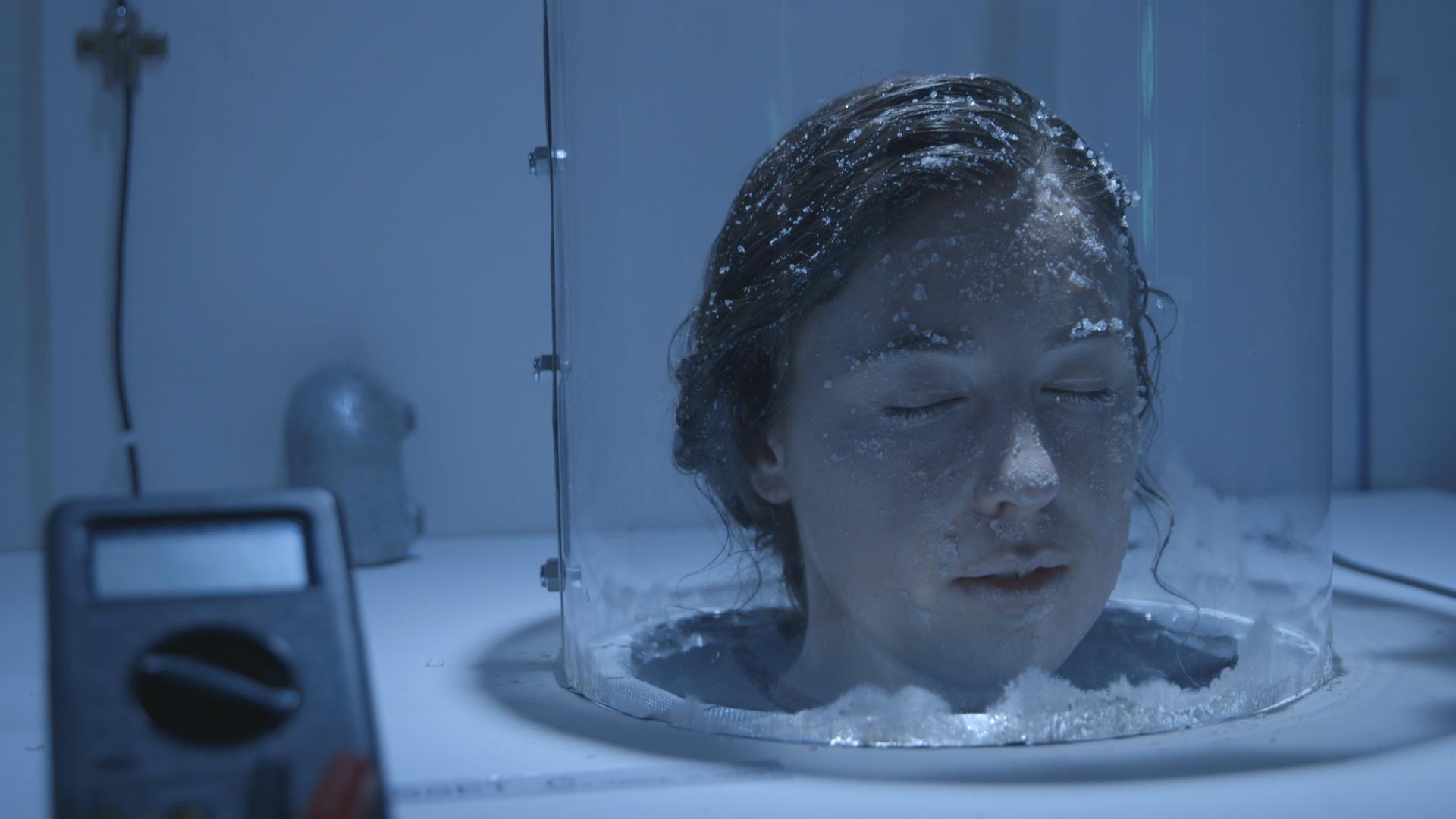Still from short film M.I.C.R.A.D
