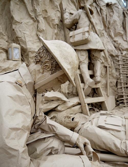 Requiem. A commemorative WW1 Themed Installation