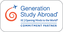 Generation Study Abroad Commitment logo