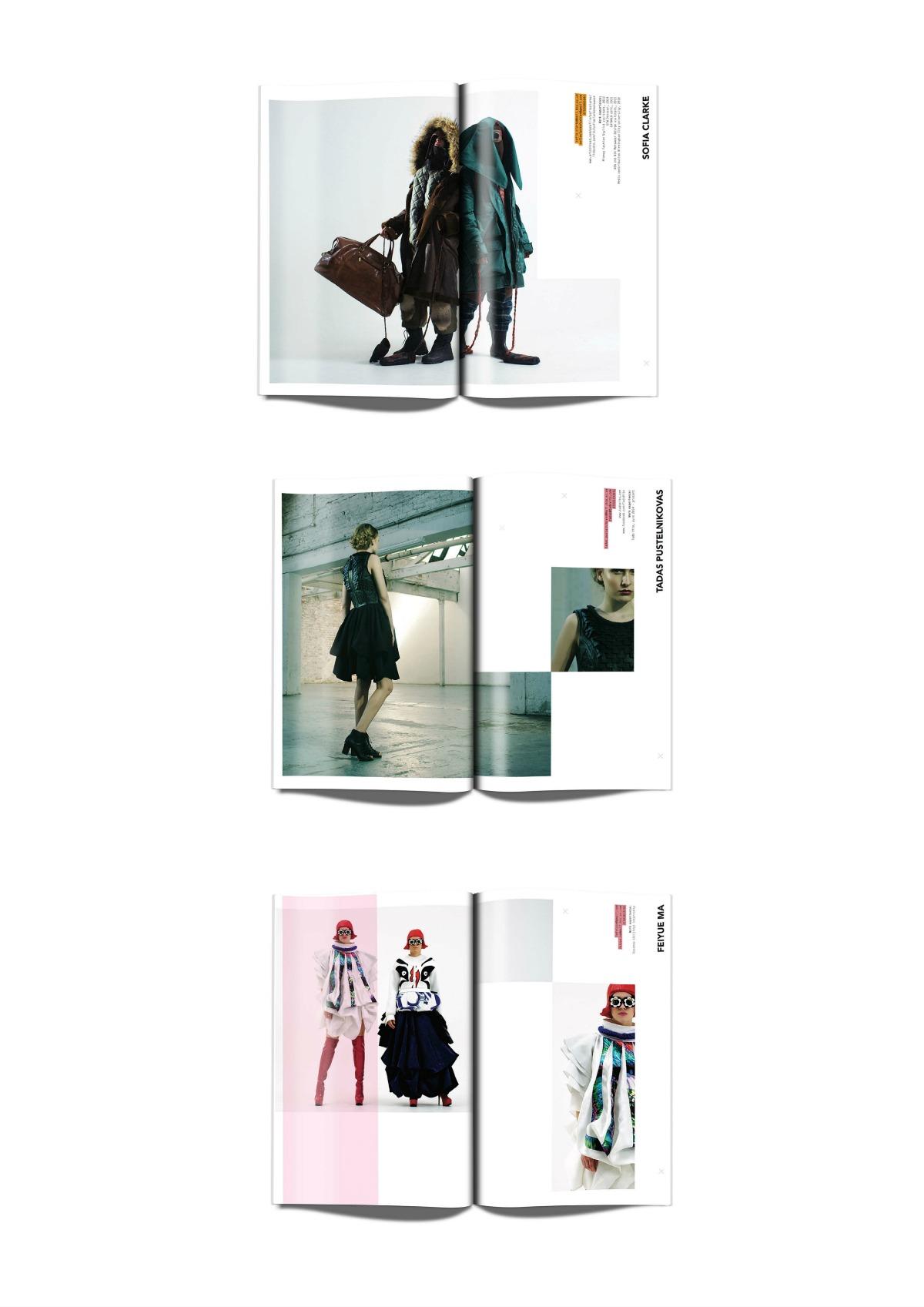 Fashion Graduate Lookbook 2016