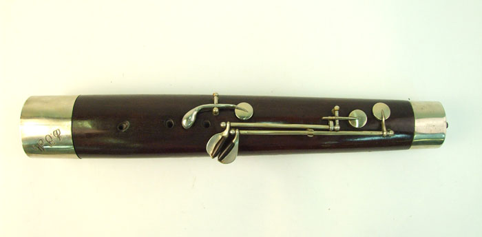 Bassoon in C (15 Keys) - Historical Instrument Collection