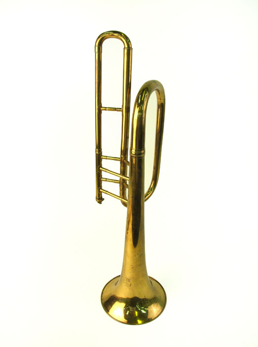Contra-Bass Trombone in C - Historical Instrument Collection