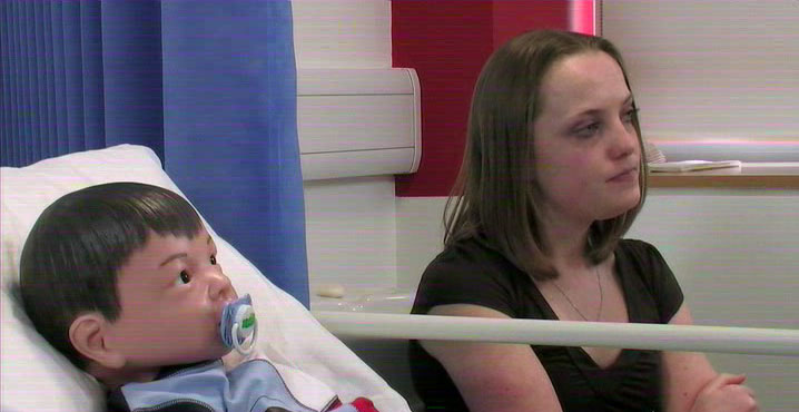 Leanne: The Hospital Visit