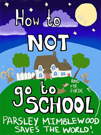 How to NOT go to school: Teacher's COVID-19 advice book for ...