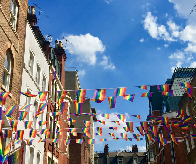 LGBTI-phobia in the times of COVID-19: UK in Europe