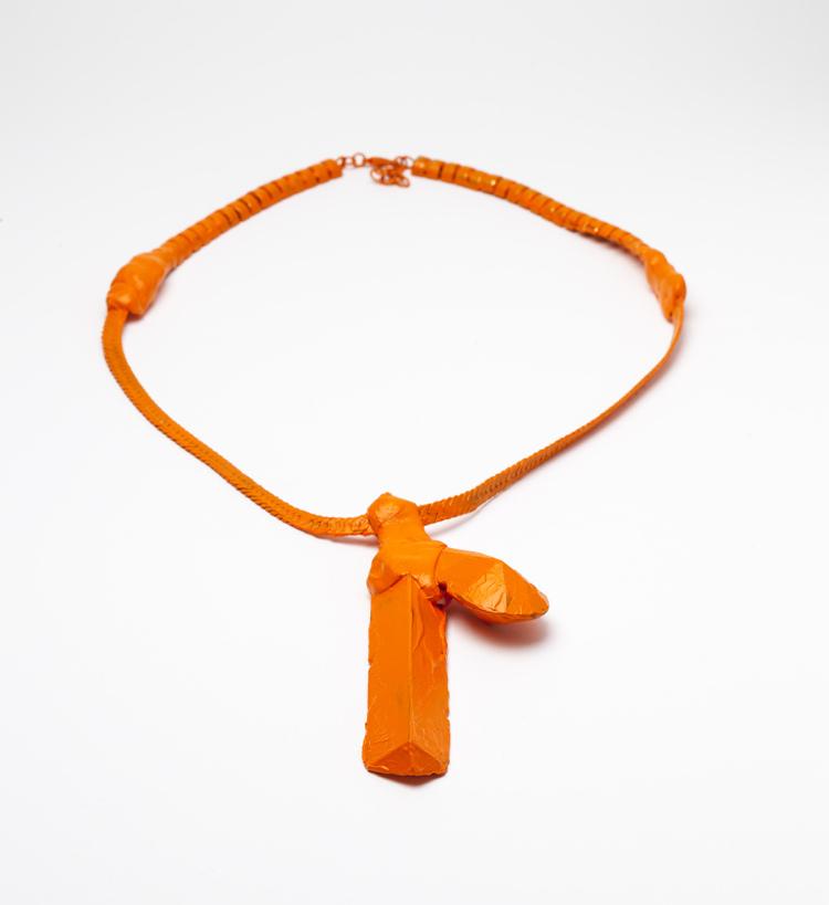 Necklace by Mia Maljojoki