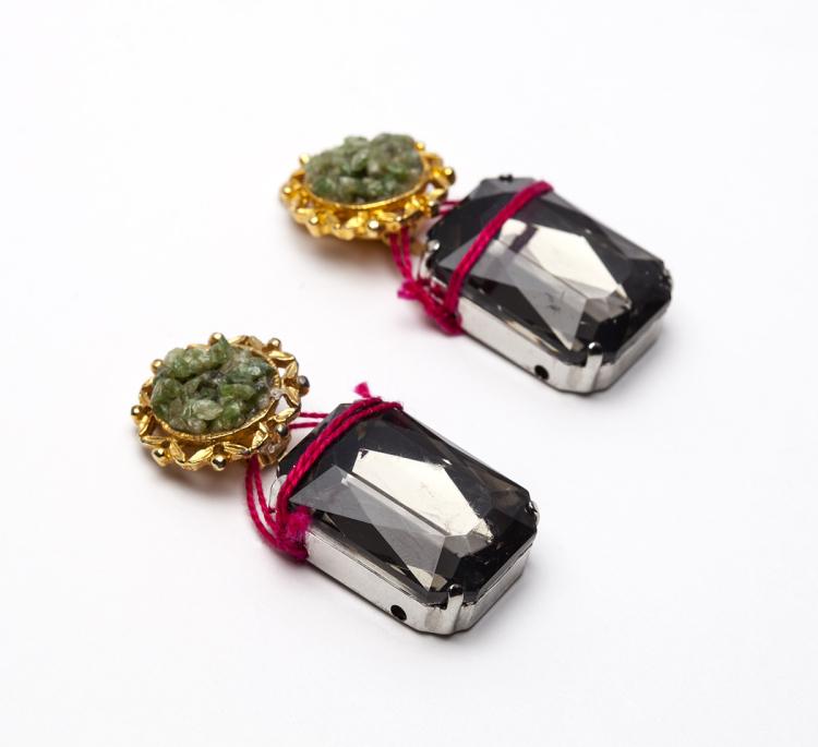 Earrings by Francesca Antonello