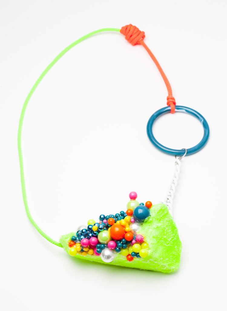 Necklace by Francesca Antonello