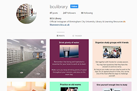 Library - Instagram