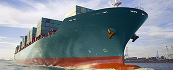 Centre for American Legal Studies International Trade Image 341x139 - Cargo ship
