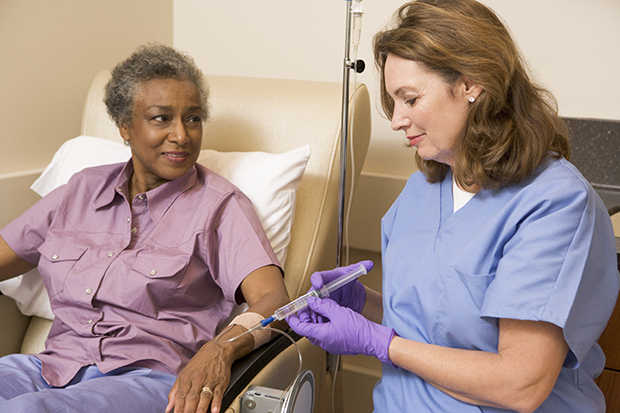 Intravenous Injection for Radiographers