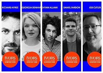 Students nominated for Ivors Composer Awards
