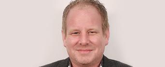 Portrait of Jon Baldwyn
