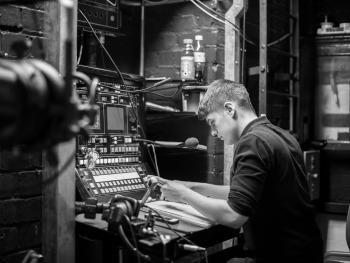 Jordan Goff Stage Management