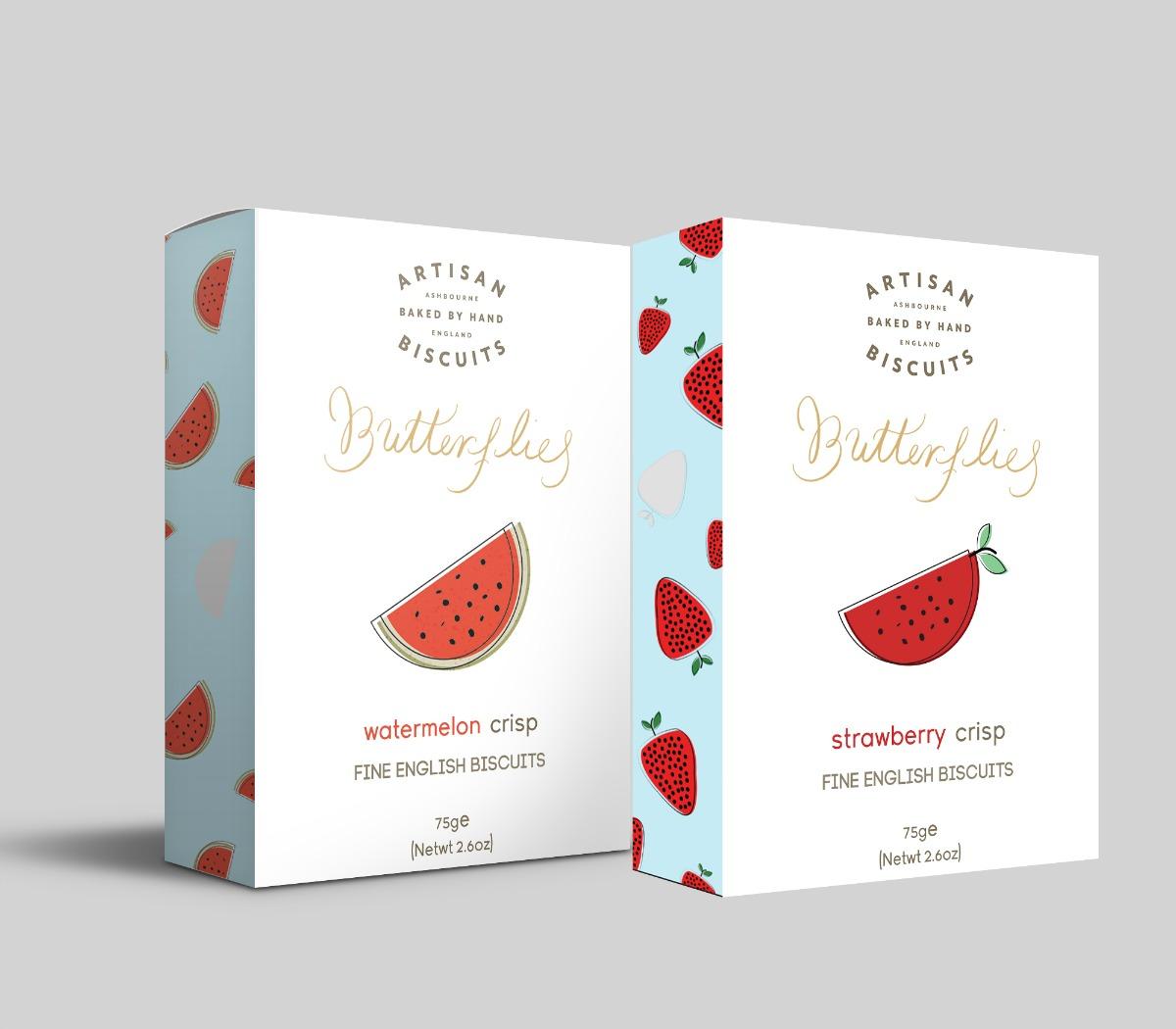 Packaging Design for Artisan Butterflies 02