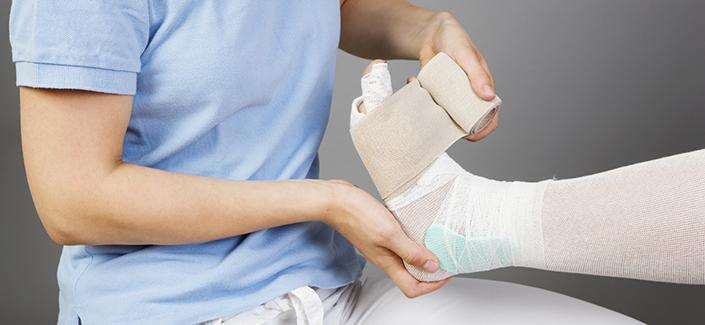 leg bandage