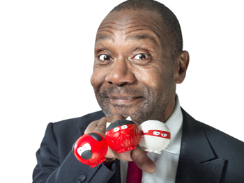 Sir Lenny Henry red nose news