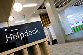 Library - Support Help Desk