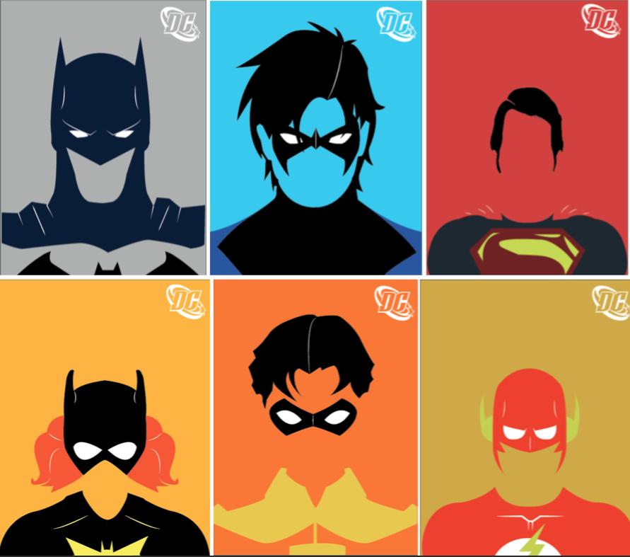 DC Super hero series